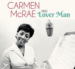 McRae,Carmen CD Sings Lover Man And Other Billie Holiday Classics