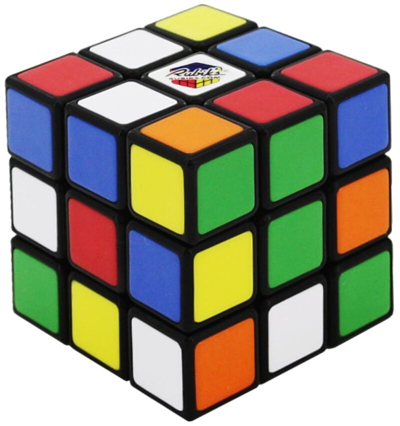 rubik 39 s cube 3x3 lernspiele online bestellen. Black Bedroom Furniture Sets. Home Design Ideas