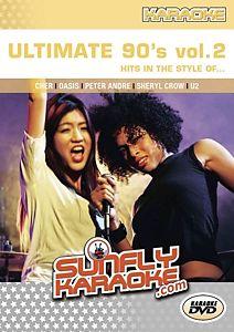 Ultimate 90s Vol.2 [Versione tedesca]