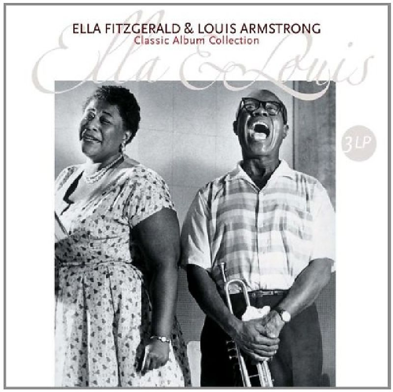 Ella Amp Louis Classic Album Collection Fitzgerald Ella