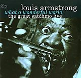 What A Wonderful World,The Great Satchmo Live