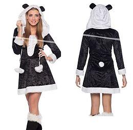 panda kostum