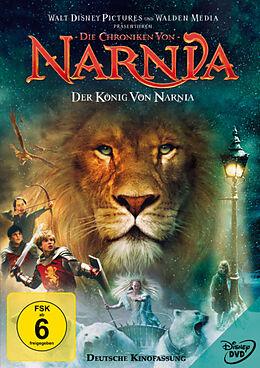 Die Chroniken von Narnia - Der König von Narnia DVD