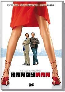 Handyman - In 5 Tagen Zur Traumfrau DVD