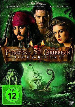 Pirates of the Caribbean - Fluch der Karibik 2 DVD