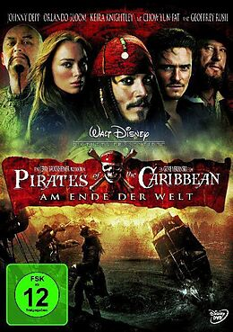 Pirates of the Caribbean - Am Ende der Welt DVD