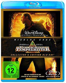 Das Vermächtnis Der Tempelritter Blu-ray