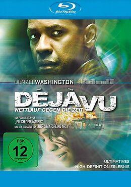 Déjà Vu Blu-ray