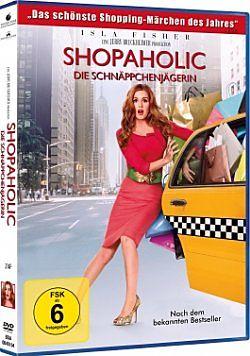 Shopaholic - Die Schnäppchenjägerin DVD