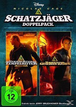 Schatzjäger Doppelpack DVD