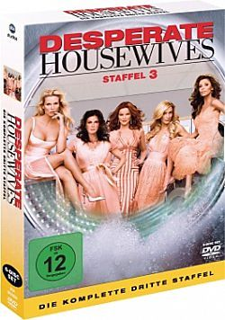 Desperate Housewives - Season 3 DVD