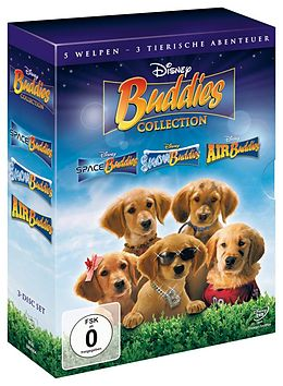 Buddies Collection DVD