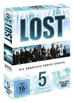 Lost Season 5 DVD
