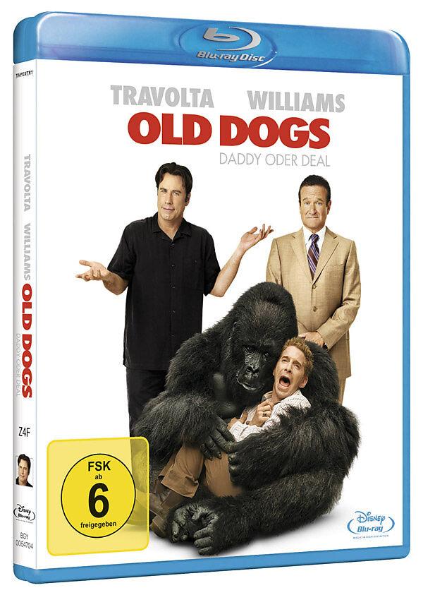 Old Dogs - Daddy Oder Deal [Versione tedesca]