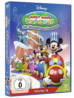 Micky Maus Wunderhaus - Die Wunderhaus-Eisenbahn DVD
