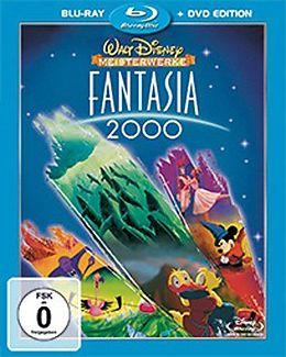 Fantasia 2000 - Combo Box (bluray & Dvd) - Limitie