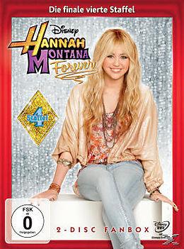 Hannah Montana - Staffel 4 DVD