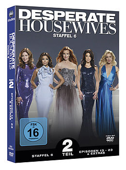 Desperate Housewives - Season 6 DVD