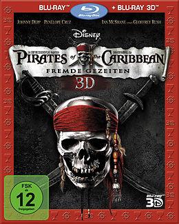 Fluch Der Karibik 4 - Fremde Gezeiten - 3d+2d Blu-ray