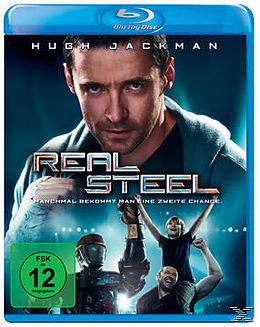 Real Steel - Stahlharte Gegner Blu-ray