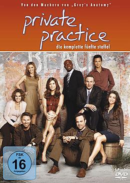 Private Practice Season 5 [Version allemande]
