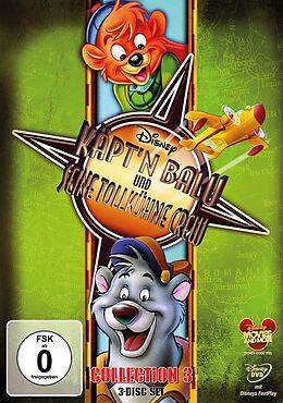 Käptn Balu und seine tollkühne Crew DVD