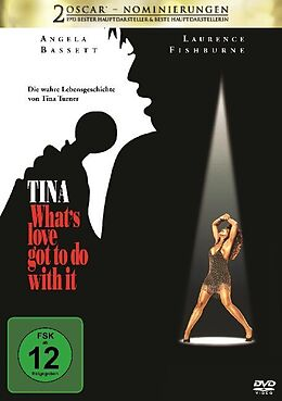 Tina - Whats Love Got To Do With It DVD