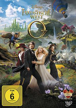 Die Fantastische Welt Von Oz DVD