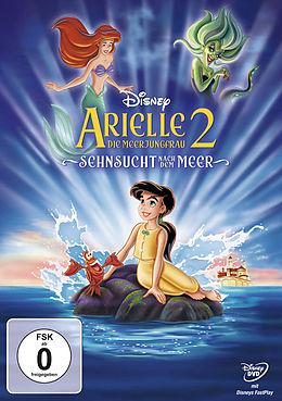 Arielle, die Meerjungfrau 2 - Sehnsucht nach dem Meer DVD