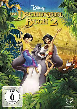 Das Dschungelbuch 2 DVD