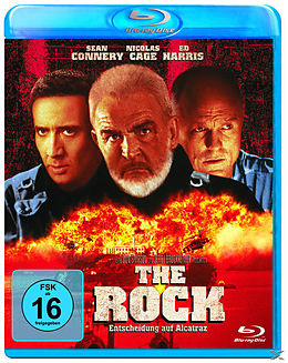 The Rock - Entscheidung auf Alcatraz Blu-ray