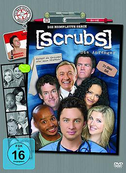 Scrubs - Die Anfänger DVD