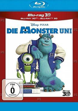 Die Monster Uni 3D Blu-ray