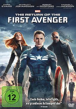 The Return of the First Avenger DVD