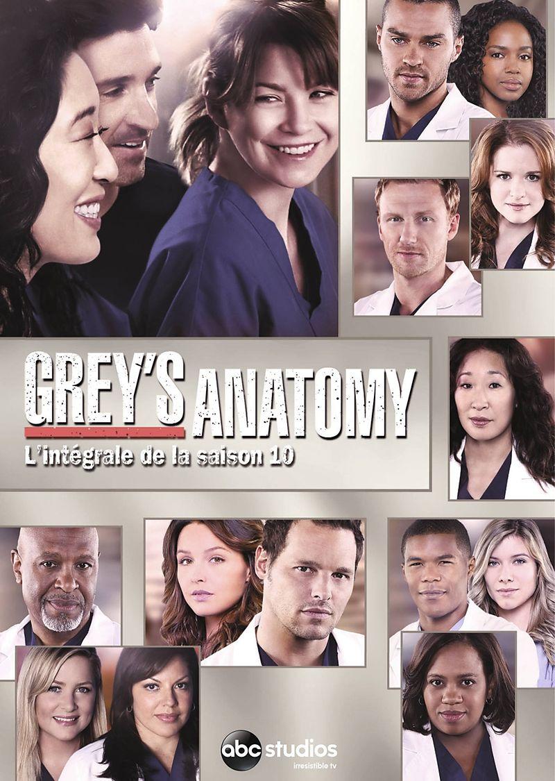 Grey\'s Anatomy - Saison 10 - DVD - online kaufen | exlibris.ch