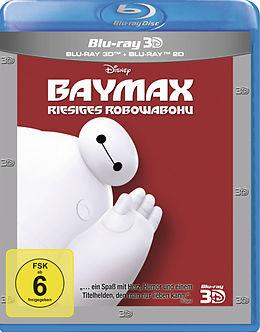 Baymax 3D Blu-ray 3D