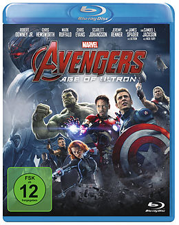 Avengers - Age Of Ultron Blu-ray
