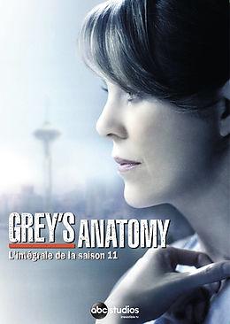 Grey's Anatomy - Saison 11 (mit deutscher Tonspur) [Versione tedesca]