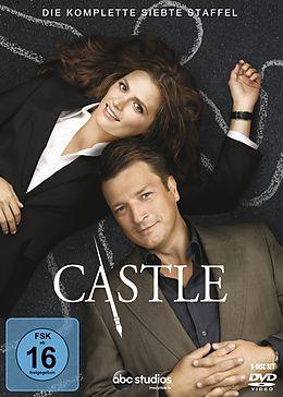 Castle - Staffel 7 DVD