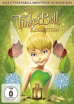 Die Tinkerbell Kollektion DVD