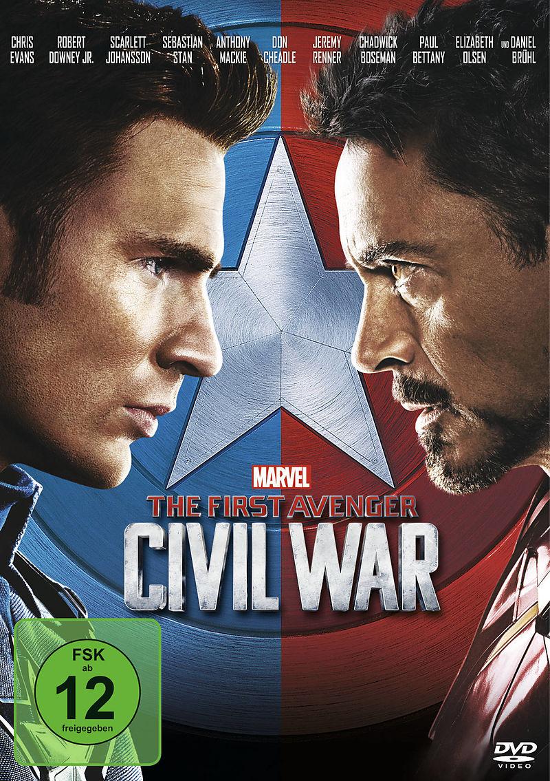 The First Avengers Civil War