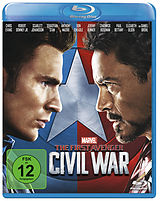 The First Avenger: Civil War [Version allemande]