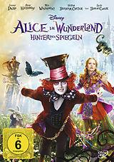 Alice im Wunderland - Hinter den Spiegeln [Version allemande]