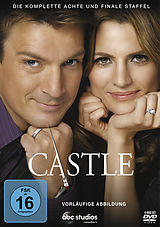 Castle - Staffel 8 [Version allemande]