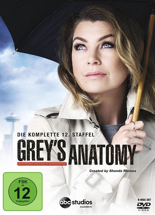 Grey\'s Anatomy - Staffel 12 - DVD - online kaufen | exlibris.ch