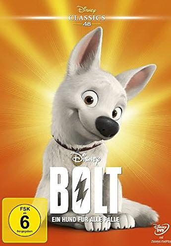 Bolt - Ein Hund für alle Fälle [Versione tedesca]