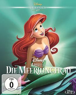 Arielle - Die Meerjungfrau - Disney Classics 27 Blu-ray