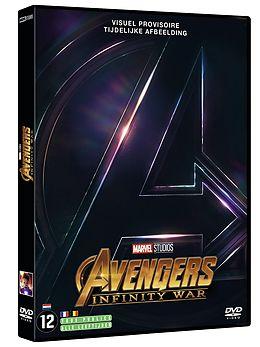 Avengers - Infinity War DVD