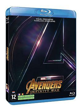 Avengers - Infinity War Blu-ray