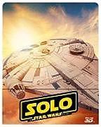 Solo - A Star Wars Story - 3d+2d - Steelbook Blu-ray